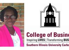 Faculty Spotlight: Mavis Adjei | News from CoB | SIU