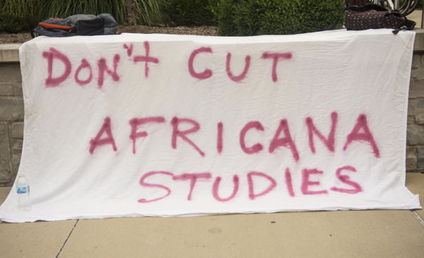 Students plan to launch social media campaign for Africana Studies