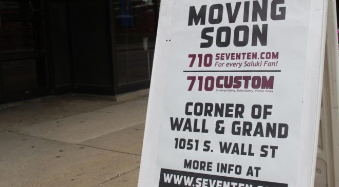 710 Bookstore relocating in Carbondale