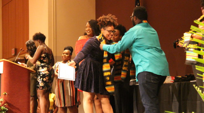 Class of 2018 honored at annual Black Excellence Ceremony